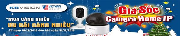khuyến mãi camera kbvision giảm giá sốc