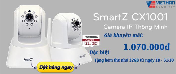 Khuyến mãi SmartZ SCX1001
