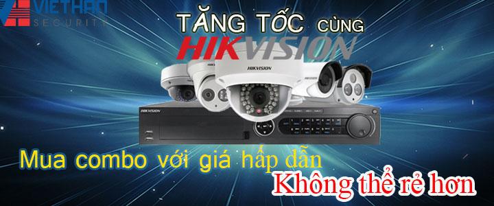 Phân phối Camera HIKVISION giá rẻ chính hãng Toàn Quốc