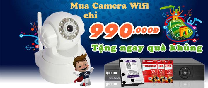 Camera QTX-905HW