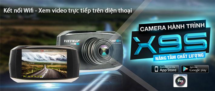 Camera hành trình X9S