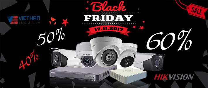 Black Friday HKVISION