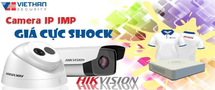 Camera IP HIKVISION 1MP