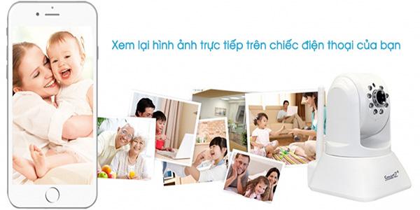 Xem hình ảnh trên smartz scx2002