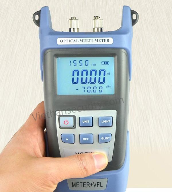 đồng hồ đo tín hiệu quang