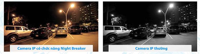 Camera KBVISION KX-NB2003 công nghệ night breaker