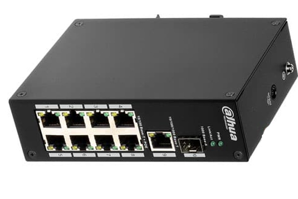 Switch PoE Dahua PFS3110-8P-96
