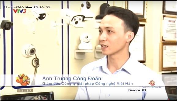Việt Hàn Security lên sóng truyền hình VTV3 – Chương trình vui sống mỗi ngày