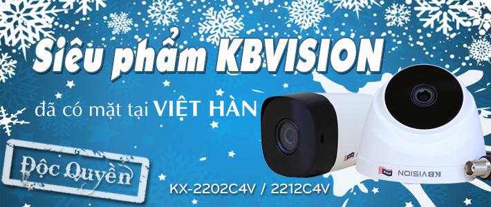 kbvision độc quyền