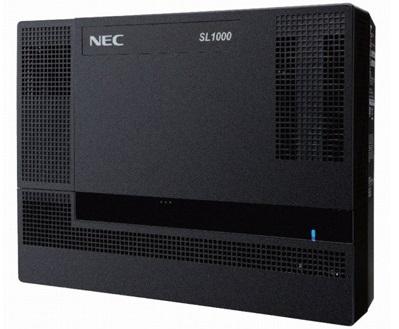 Tổng đài NEC SL1000 4 trung kế và 8 máy nhánh