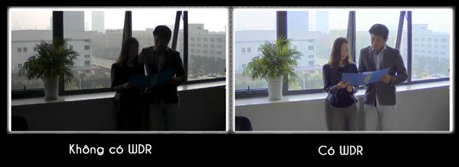 Camera IP HDPARAGON HDS-2DE7222IR-A chống ngược sáng WDR
