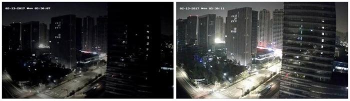 Camera Dahua HAC-HFW2231SP công nghệ starlight