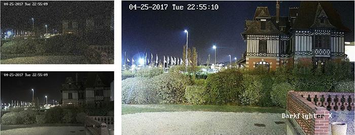 Camera IP HIKVISION DS-2DF6A236X-AEL nhìn rõ ban đêm