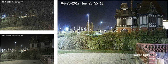 Camera IP HIKVISION DS-2DF8250I8X-AELW công nghệ darkfighter