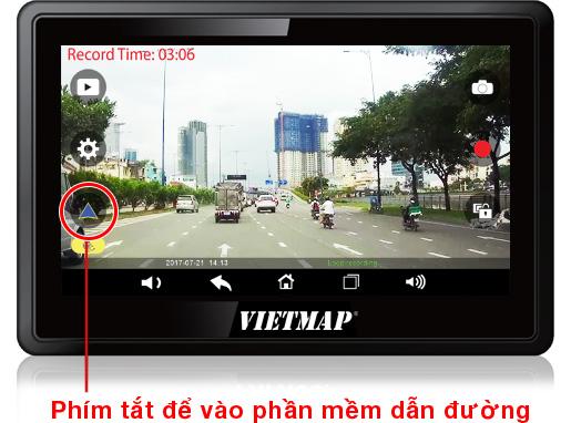 Camera hành trình Vietmap W810 - vntis camera 3