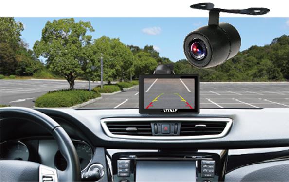 Camera hành trình W810 hỗ trợ cổng AV - vntis