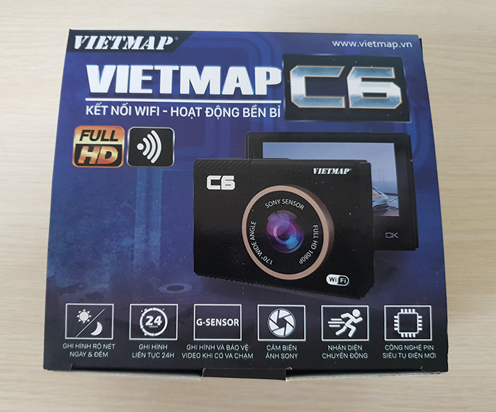 Hộp camera Vietmap C6