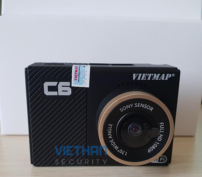 Mặt trước camera hành trình Vietmap C6