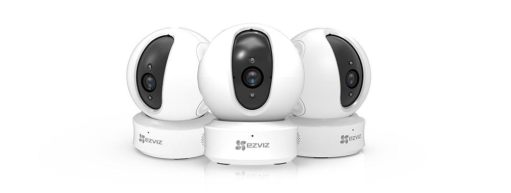 camera ip wifi ezviz cs-cv246 c6c 720P theo dõi thông minh