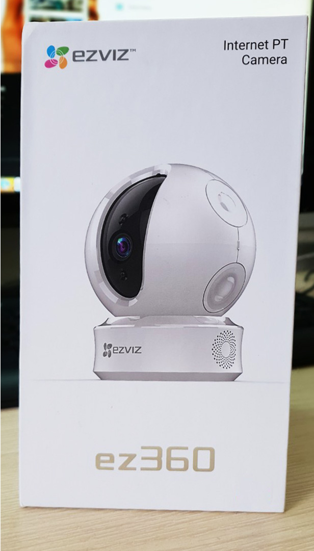 hộp Camera IP Wifi EZVIZ CS-CV246