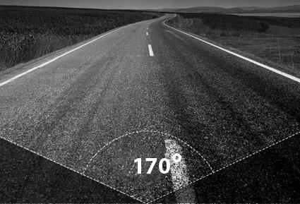 camera vietmap C61 góc nhìn rộng 170