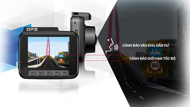 Camera vietmap C61 cảnh báo giọng nói