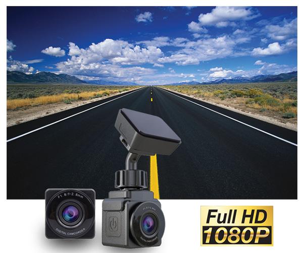 ghi hình full hd camera hành trình Vietmap xplore c2