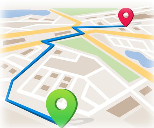 tọa độ bản đồ camera hành trình vietmap c2