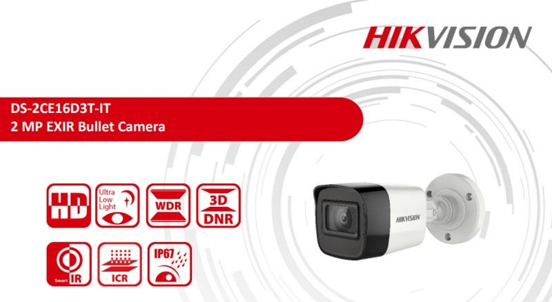Camera Hikvision DS-2CE16D3T-IT chính hãng