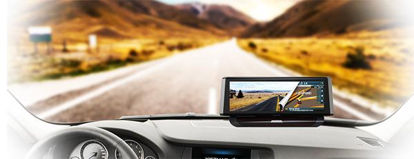 Camera hành trình D19 tích hợp đa phương tiện