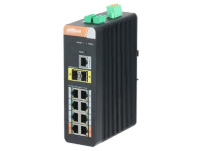 Switch Dahua PFS4210-8GT-DP 8 Port