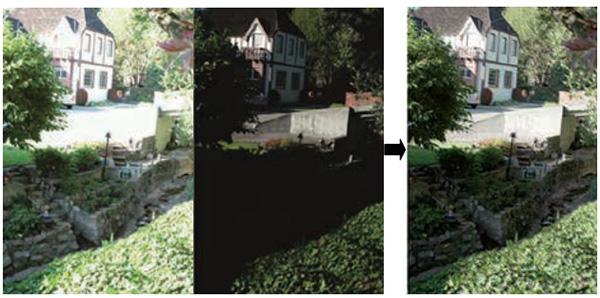 Camera HDPARAGON HDS-5887STVI-IRMF chống ngược sáng true wdr 120dB