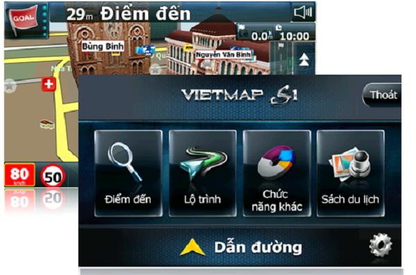 Camera gương giám sát hành trình VIETMAP iDRV P1
