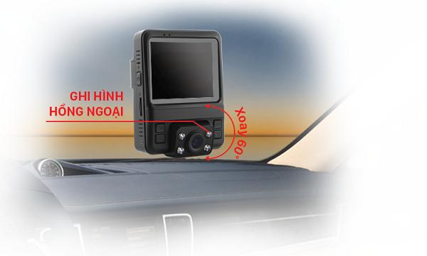 Camera hành trình VIETMAP C63 trang bị cảm biến Sony