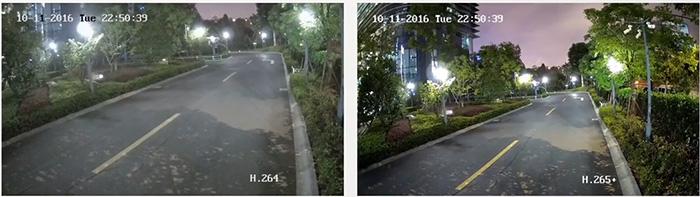 Camera IP HDPARAGON HDS-2021IRAW/D giảm nhiễu 3D