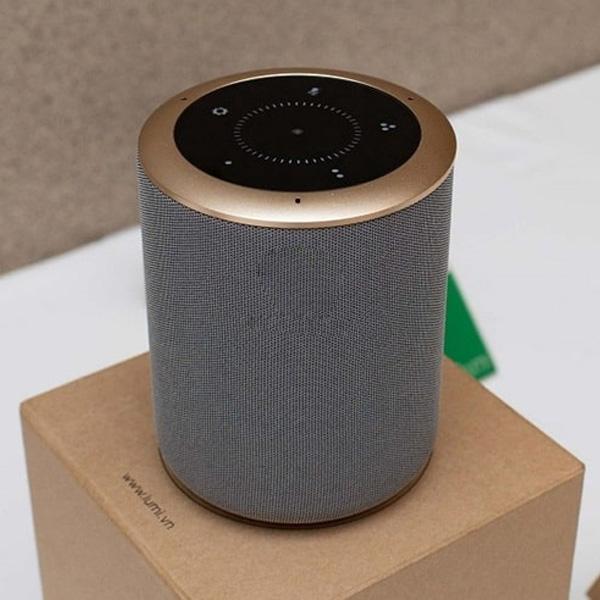 Loa điều khiển bằng giọng nói Lumi LM-Milo nhà thông minh Lumi chính hãng