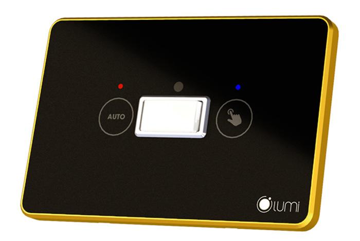 Công tắc cầu thang Lumi LM-MS tích hợp cảm biến 2 in 1 phù hợp với mọi người