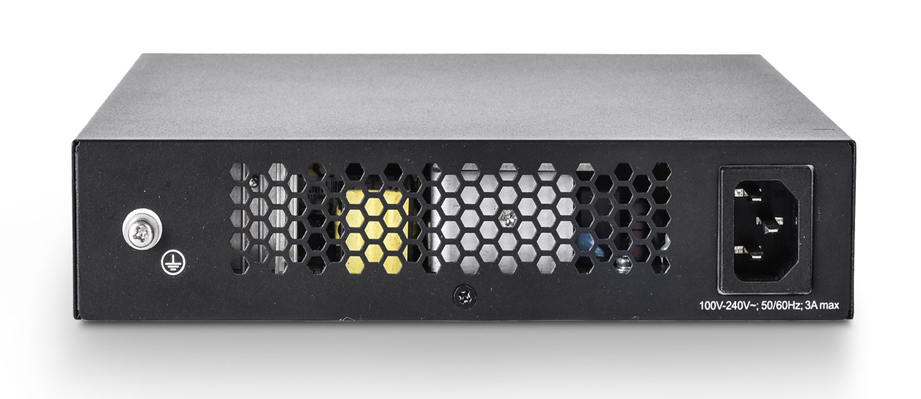 Thiết bị mạng HUB Switch Gateway Ruijie RG-EG2100-P V2 chuyên dụng cho các cửa hàng, siêu thị chính hãng