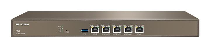 Thiết bị mạng wifi IPCOM MULTI-WAN HOTSPOT ROUTER M50 giá tốt