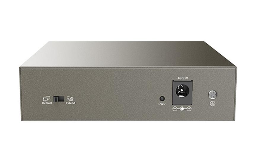 Thiết bị mạng HUB -SWITCH IPCOM SWITCH POE F1106P-4-63W giá rẻ
