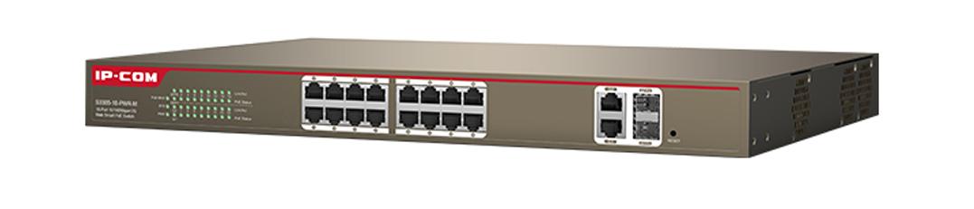 Thiết bị mạng HUB -SWITCH IPCOM POE S3300-18-PWR-M giá rẻ