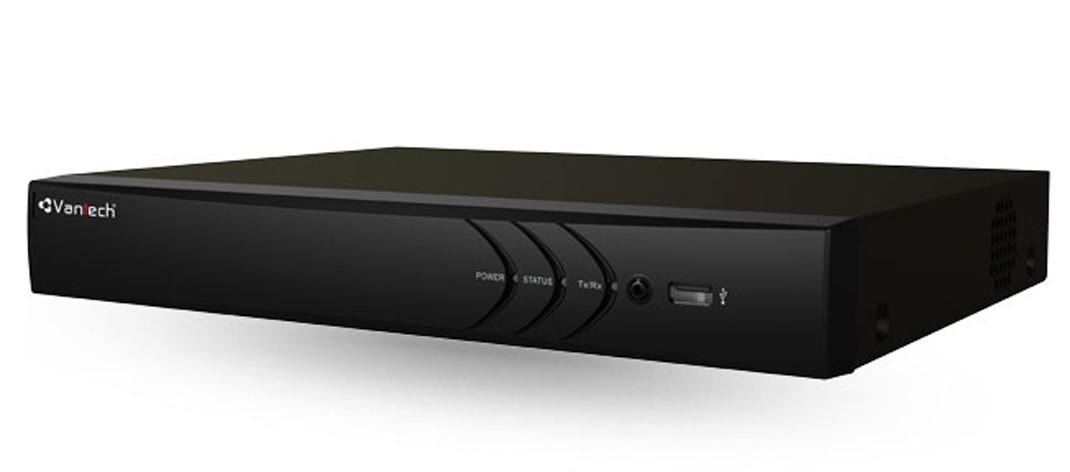 Đầu ghi hình IP VANTECH VP-N4883H1 (HD 8MP, 1 Sata, Audio, HDMI 4K, Hik-connect) chính hãng