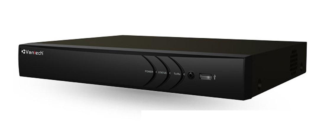 Đầu ghi hình IP VANTECH VP-N16883H1 (HD 8MP, 1 Sata, Audio, HDMI 4K, Hik-connect) chính hãng
