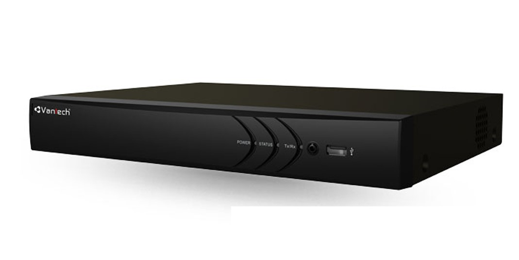 Đầu ghi hình IP VANTECH VP-N32883H4 (HD 8MP, 4 Sata, Audio/Alarm, 2 LAN 1GB) chính hãng