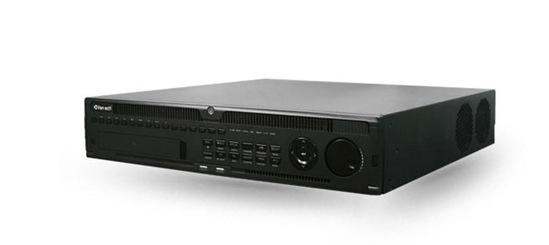 Đầu ghi hình IP VANTECH VP-N64883H8 (64 kênh, 8 sata HDD, HDMI, VGA,eSATA Free DDNS) chính hãng