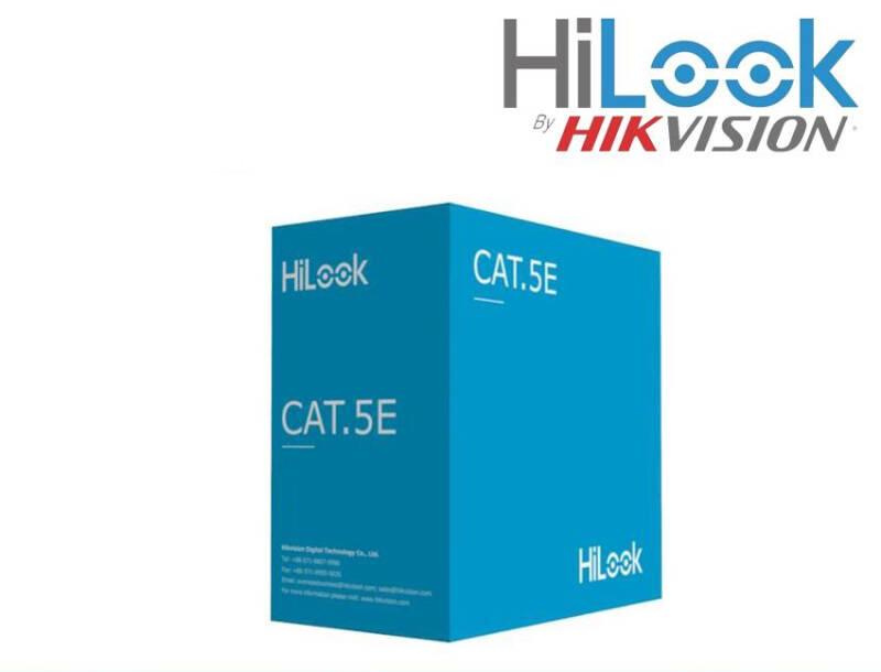 Thiết bị mạng dây và cáp mạng HILOOK NC-5EAU-G