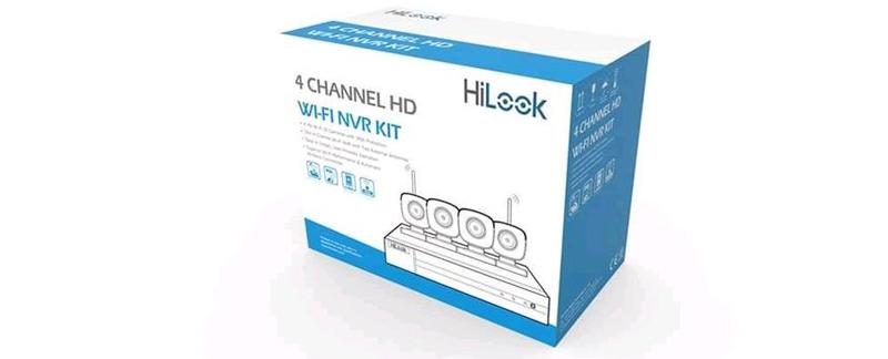 Camera quan sát trọn bộ camera IP HILOOK IK-4042TH-MH/P (bộ 4 camera 2MP)