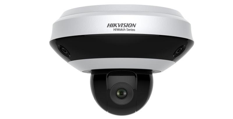 Camera quan sát IP HiLook PTZ-P332ZI-DE3 (hồng ngoại 5MP)