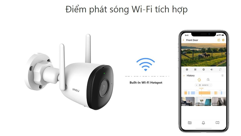 Camera quan sát Wifi IMOU IPC-F22P