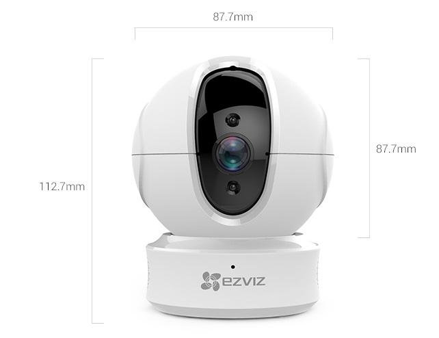 Camera Wife EZVIZ C6CN (Chuẩn nén H.265, Full HD 1080P)